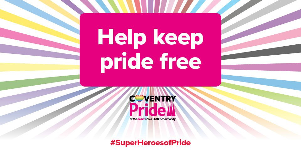 Help Keep Pride Free