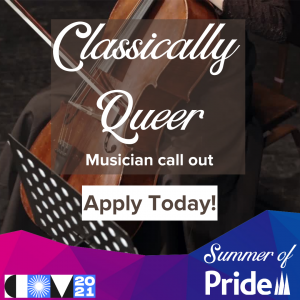 Classically Queer Call out